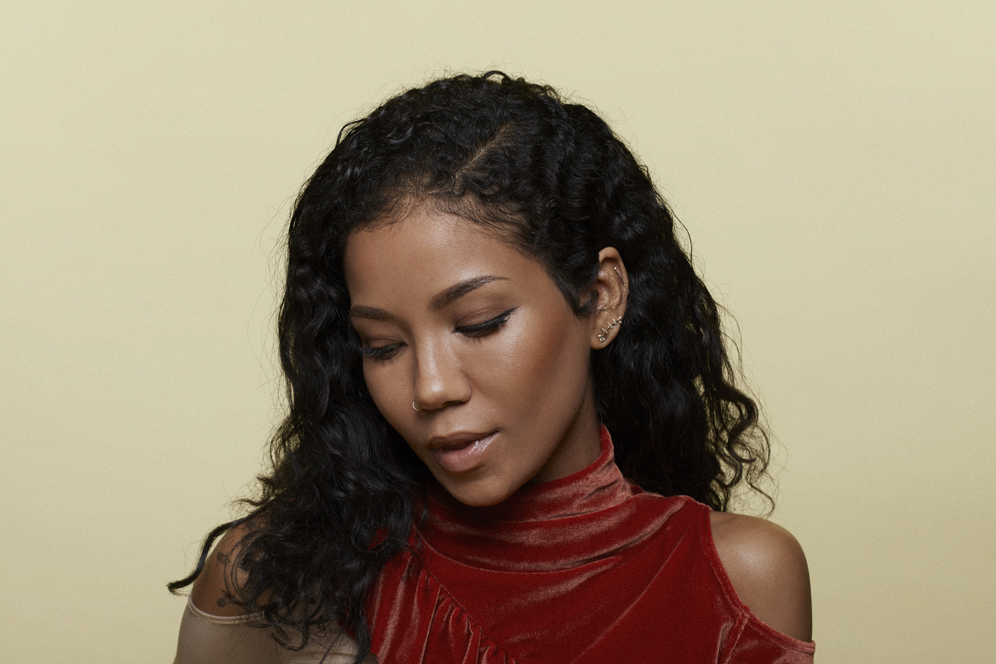 Michael Greenberg Photography- Jhené Aiko