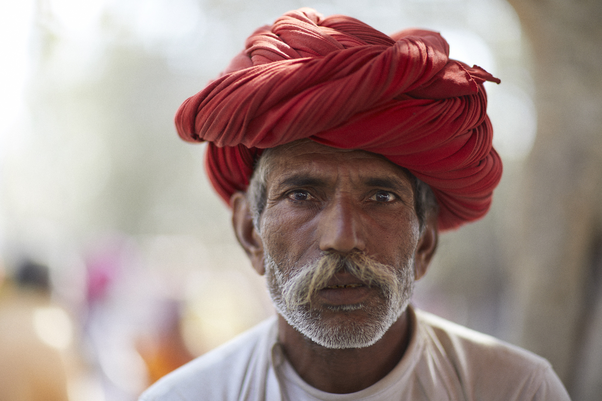 Michael Greenberg Photography- India Portrait