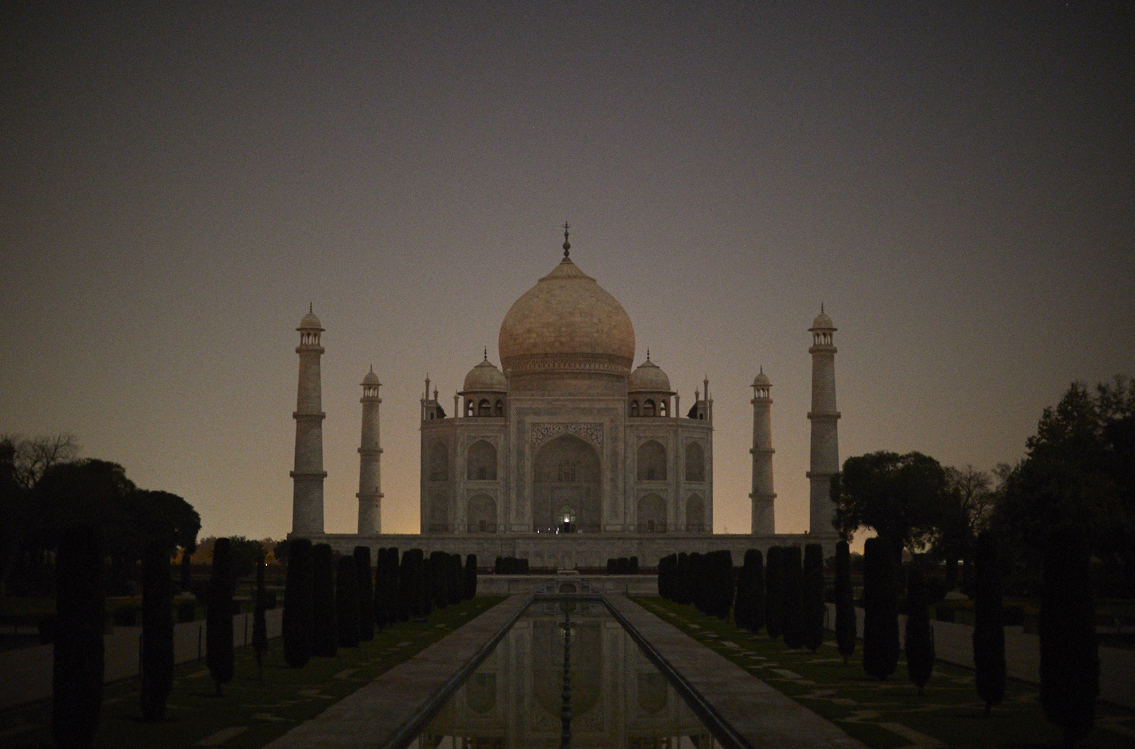 Michael Greenberg Photography- Taj Mahal