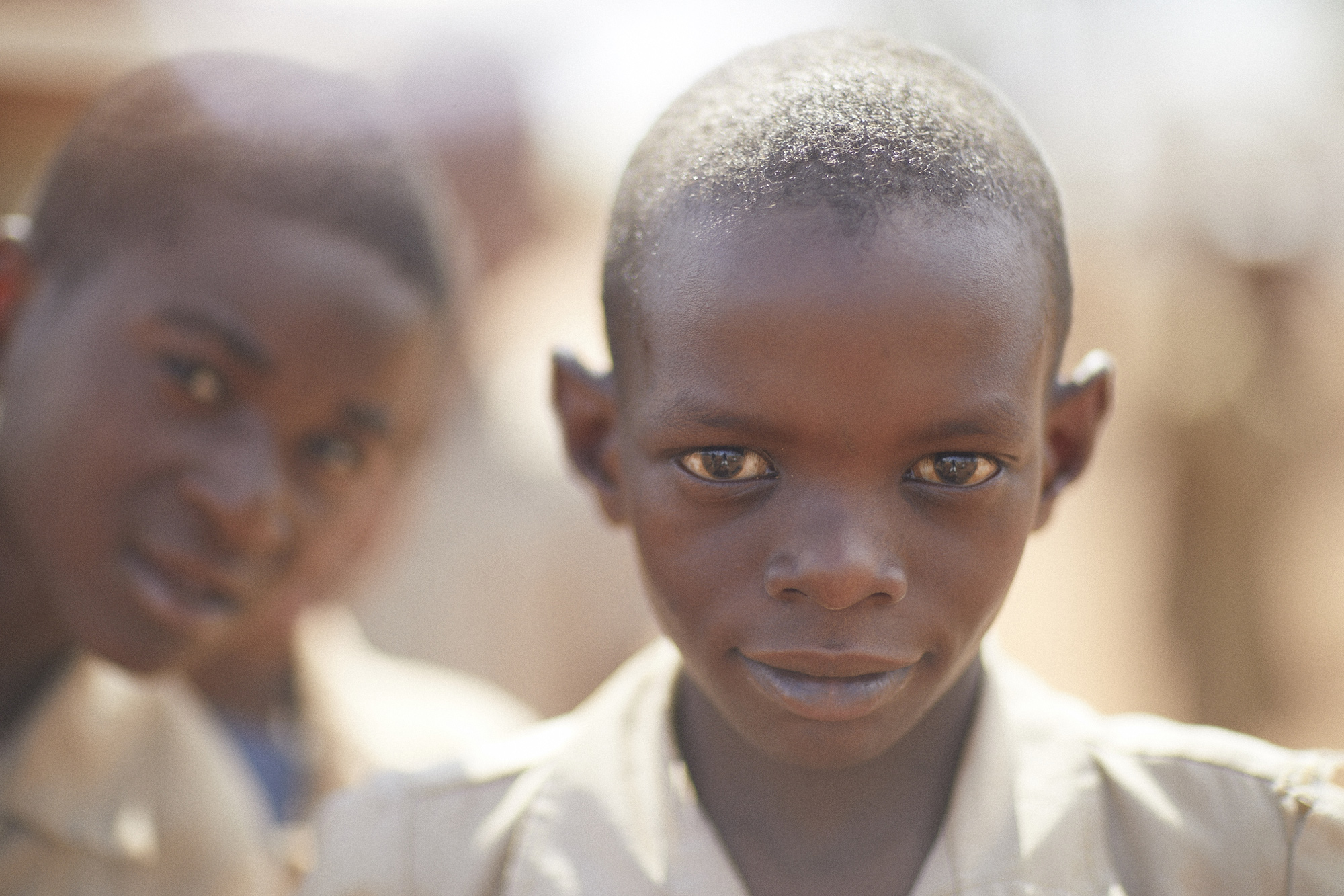 Michael Greenberg Photography- Students Zambia