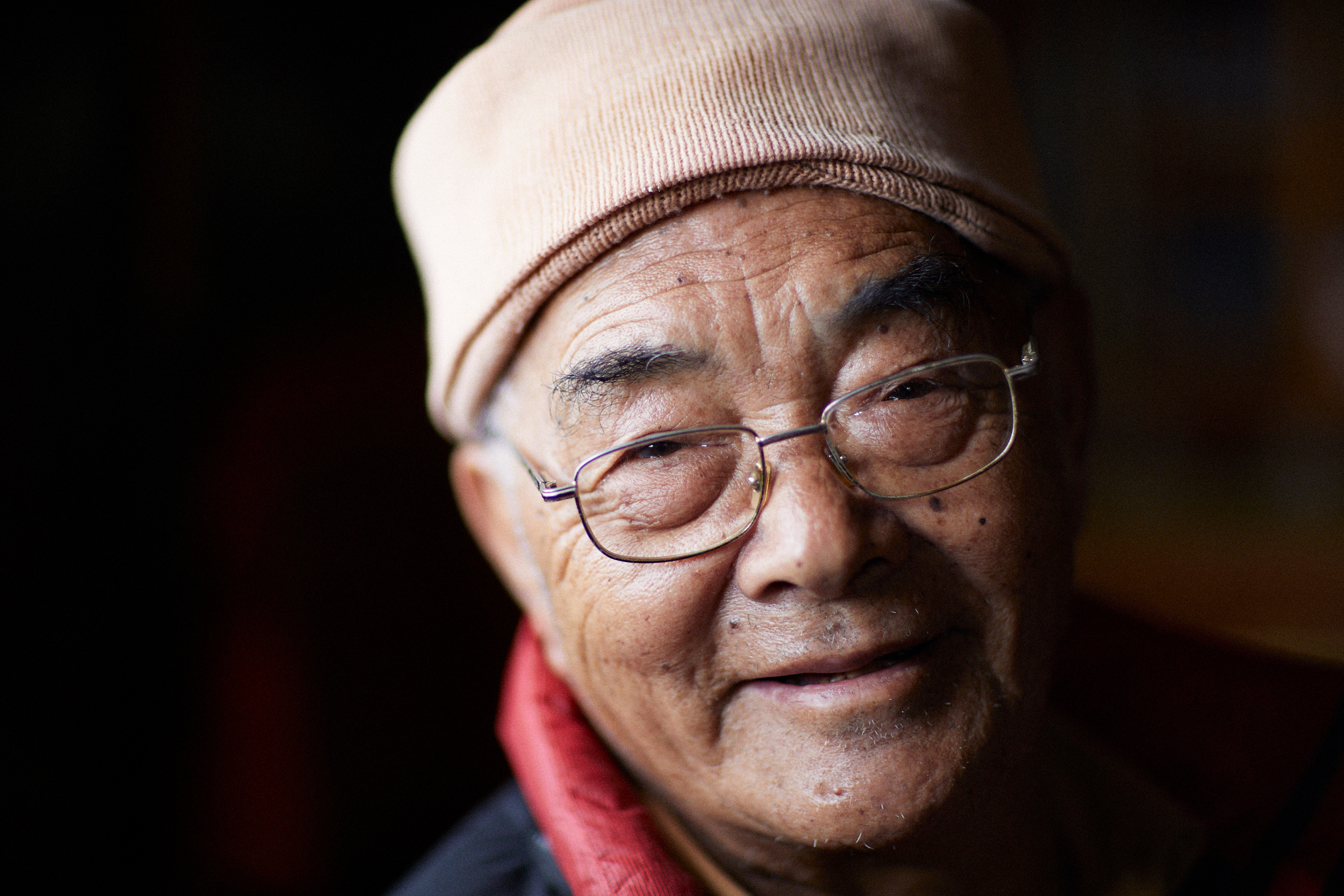 Michael Greenberg Photography- Kanchha Sherpa