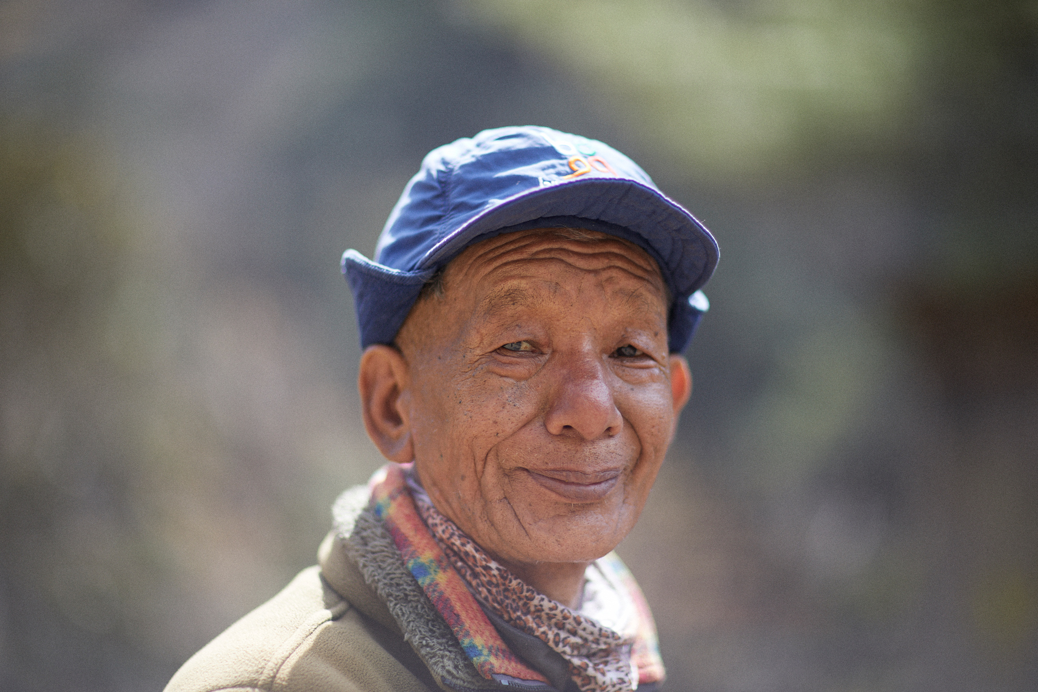 Michael Greenberg Photography- Dawa Sherpa