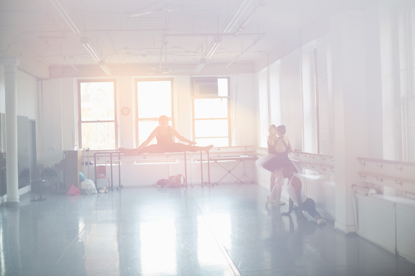 Michael Greenberg Photography- Joffrey Ballet School
