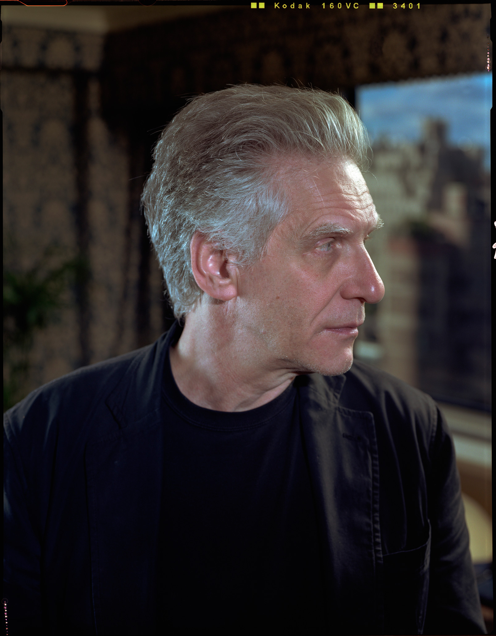 Michael Greenberg Photography- David Cronenberg